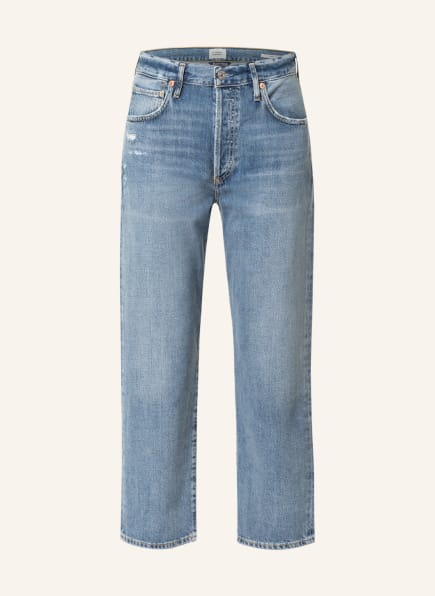 CITIZENS of HUMANITY 7/8-Straight Jeans EMERY, Farbe: OLD BLUE MID VINTAGE INDIGO (Bild 1)