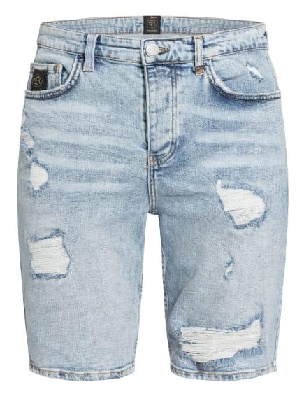 ER ELIAS RUMELIS Jeans-Shorts ER FLORIAN, Farbe: 0525 worker Blue (Bild 1)