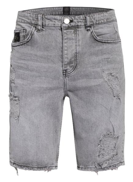 ER ELIAS RUMELIS Jeans-Shorts ER FLORIAN, Farbe: 0634 cycle path grey (Bild 1)