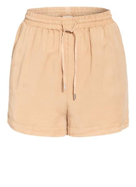 VILA Shorts, Farbe: BEIGE (Bild 1)