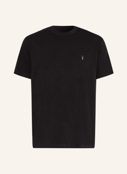 ALL SAINTS T-Shirt DEXTER, Farbe: SCHWARZ (Bild 1)