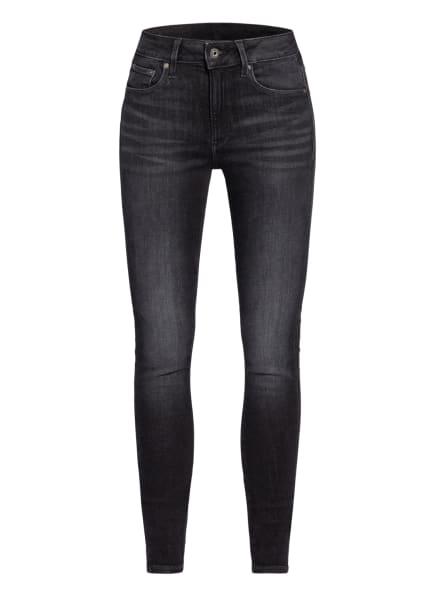 G-Star RAW Skinny Jeans, Farbe: B179 worn in coal (Bild 1)
