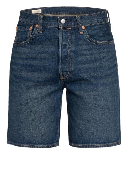 Levi's® Jeans-Shorts 501, Farbe: 39 Med Indigo - Flat Finish (Bild 1)