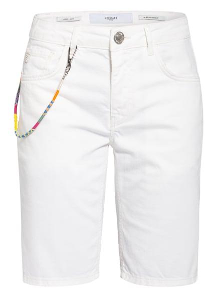 GOLDGARN DENIM Jeans-Shorts AUGUSTA, Farbe: ECRU (Bild 1)