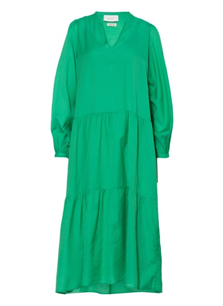 NEO NOIR Kleid NADINE aus Bambusfasern, Farbe: GRÜN (Bild 1)