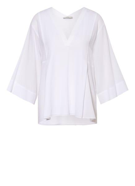 VINCE Blusenshirt mit 3/4-Arm, Farbe: WEISS (Bild 1)