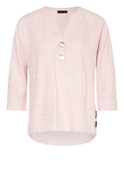 Phase Eight Blusenshirt MARYEMA aus Leinen, Farbe: ROSÉ (Bild 1)