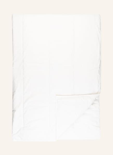 CENTA-STAR Sommer-Bettdecke REGENERATION LEICHT, Farbe: WEISS (Bild 1)