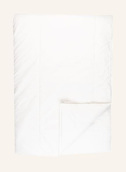 CENTA-STAR Ganzjahres-Bettdecke REGENERATION DUO-LEICHT, Farbe: WEISS (Bild 1)