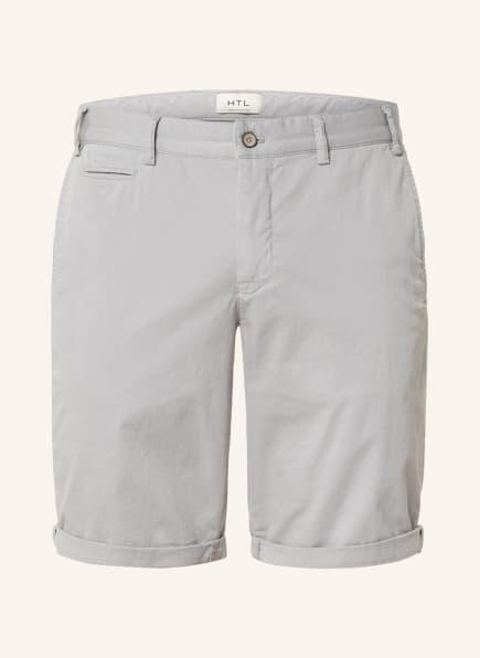 HILTL Chino-Shorts PISA-T Regular Fit, Farbe: GRAU (Bild 1)