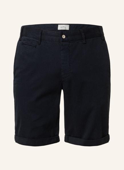 HILTL Chino-Shorts PISA-T Regular Fit, Farbe: DUNKELBLAU (Bild 1)