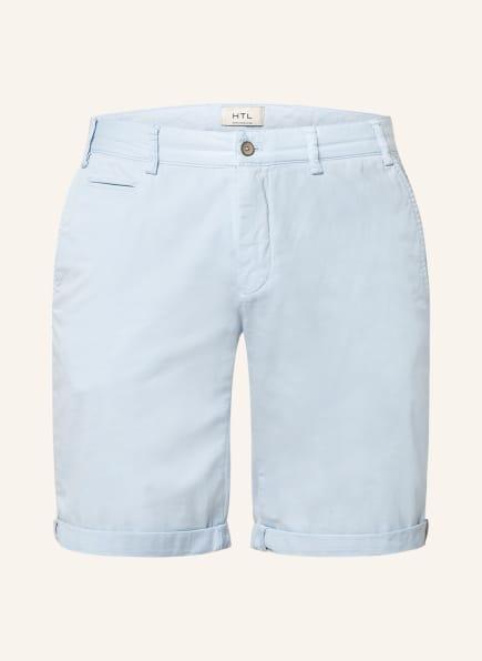 HILTL Chino-Shorts PISA-T Regular Fit, Farbe: HELLBLAU (Bild 1)