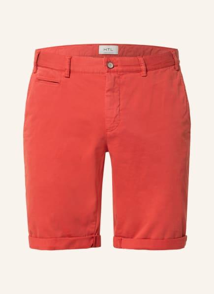 HILTL Chino-Shorts PISA-T Regular Fit, Farbe: ROT (Bild 1)
