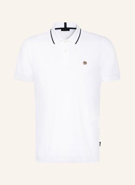 TED BAKER Piqué-Poloshirt, Farbe: WEISS (Bild 1)