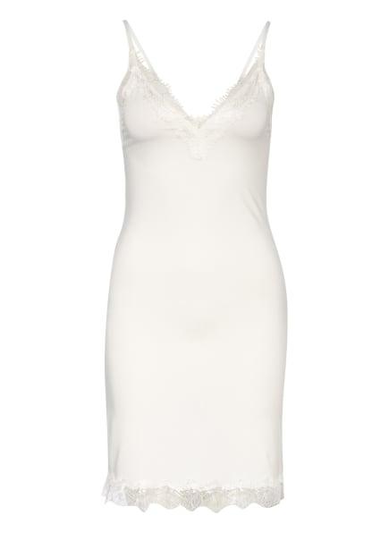 rosemunde Kleid BILLIE mit Spitzenbesatz, Farbe: ECRU (Bild 1)