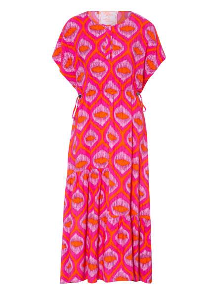 LIEBLINGSSTÜCK Kleid , Farbe: PINK/ ORANGE (Bild 1)