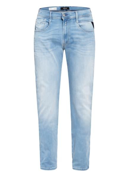 REPLAY Jeans ANBASS Slim Fit, Farbe: 010 LIGHT BLUE (Bild 1)