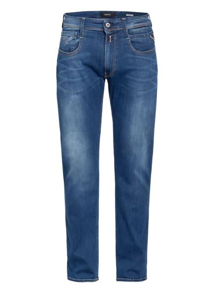 REPLAY Jeans ANBASS Slim Fit, Farbe: 007 DARK BLUE (Bild 1)