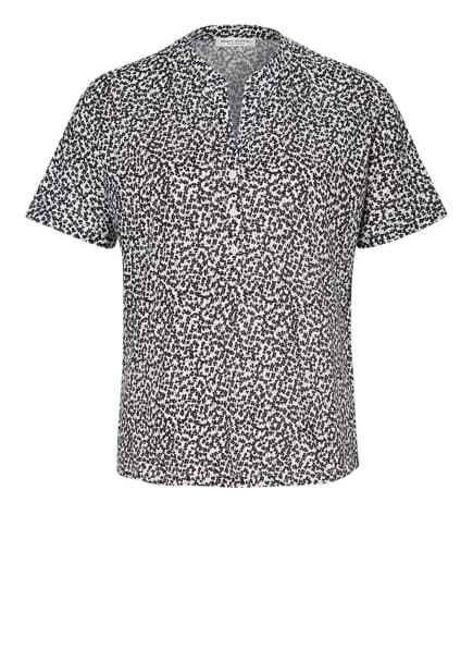 Marc O'Polo Blusenshirt, Farbe: WEISS/ SCHWARZ (Bild 1)