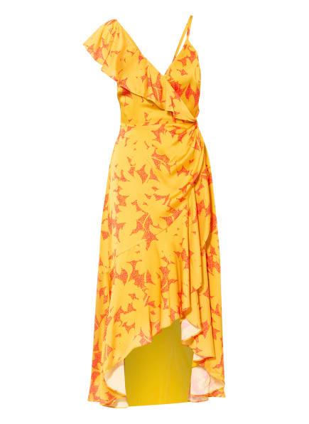 TED BAKER Wickelkleid SARAAA, Farbe: DUNKELGELB/ ROT (Bild 1)