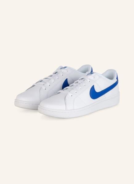 Nike Sneaker COURT ROYALE 2 , Farbe: WEISS/ BLAU (Bild 1)