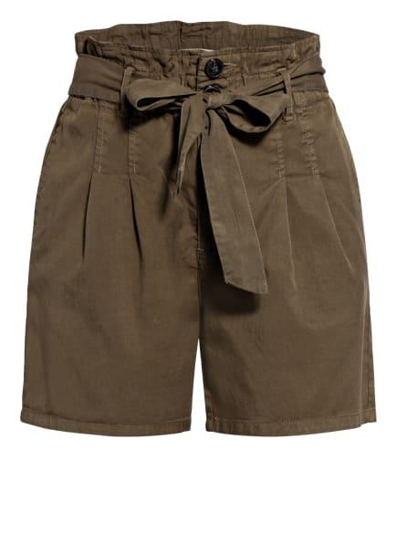 ONLY Paperbag-Shorts , Farbe: OLIV (Bild 1)