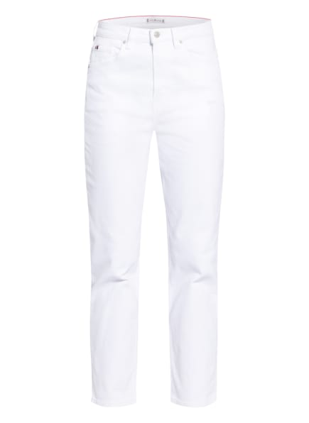TOMMY HILFIGER 7/8-Jeans CLASSIC, Farbe: WEISS (Bild 1)
