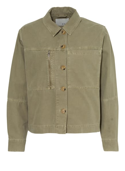 oui Overshirt, Farbe: KHAKI (Bild 1)