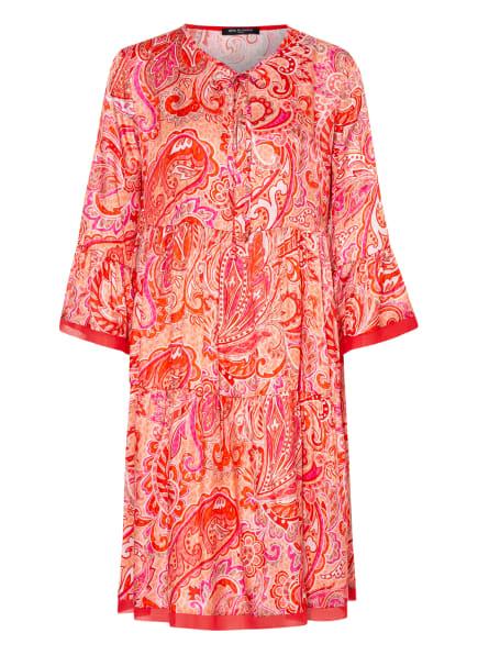 ana alcazar Kleid mit Seide, Farbe: ORANGE/ ROSA/ ROT (Bild 1)
