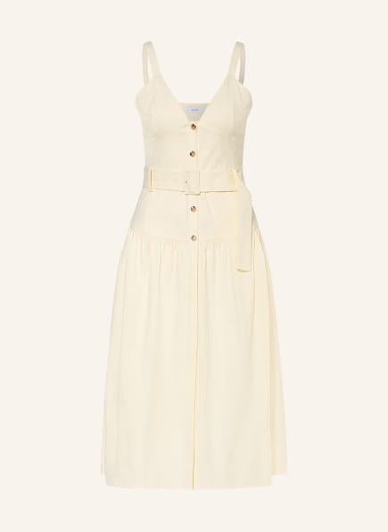 REISS Kleid VITA, Farbe: GELB (Bild 1)