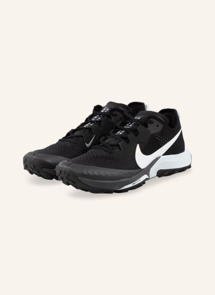 Nike Trailrunning-Schuhe AIR ZOOM TERRA KIGER 7, Farbe: SCHWARZ/ WEISS/ DUNKELGRAU (Bild 1)
