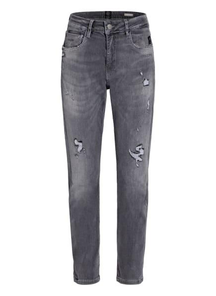 ER ELIAS RUMELIS 7/8-Jeans ERLEONA, Farbe: 612 darkness grey (Bild 1)