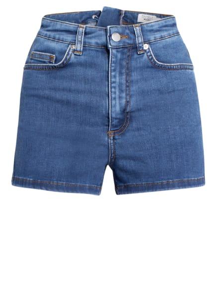 NA-KD Jeans-Shorts, Farbe: BLUE (Bild 1)