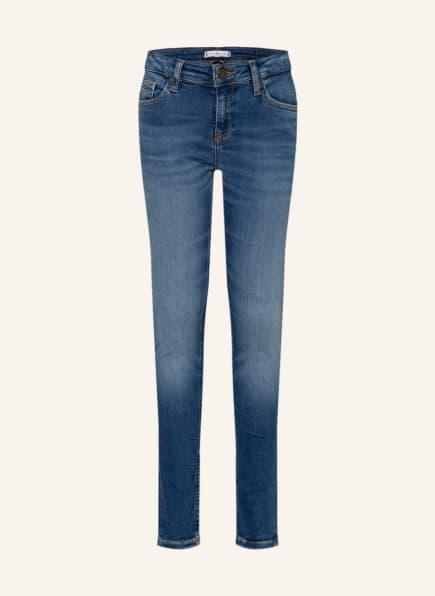 TOMMY HILFIGER Jeans NORA SKINNY Skinny Fit , Farbe: BLAU (Bild 1)