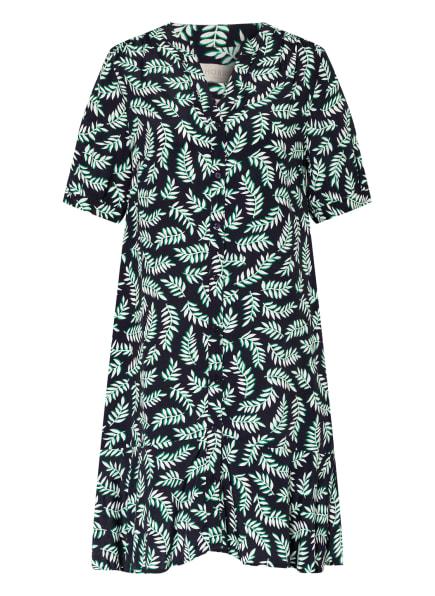 HOBBS Kleid TABITHA , Farbe: DUNKELBLAU/ WEISS/ GRÜN (Bild 1)