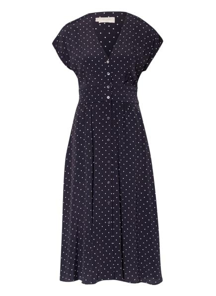 HOBBS Kleid MAGNOLIA , Farbe: DUNKELBLAU/ WEISS (Bild 1)