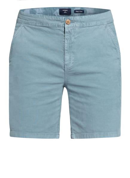 Superdry Cord-Shorts CALI BEATCH, Farbe: HELLBLAU (Bild 1)