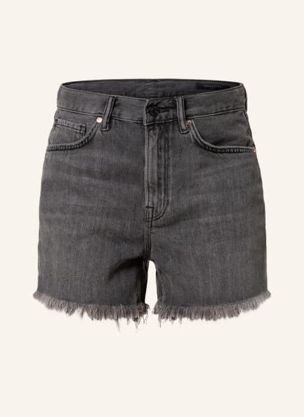 ALL SAINTS Jeans-Shorts YANNI, Farbe: 162 Washed Black (Bild 1)