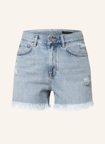 ALL SAINTS Jeans-Shorts YANNI, Farbe: 2824 Indigo Blue (Bild 1)