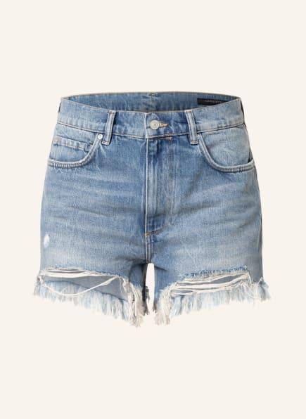 ALL SAINTS Jeans-Shorts REMI, Farbe: 21 INDIGO (Bild 1)