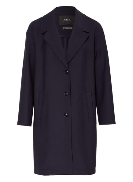 SET Mantel, Farbe: DUNKELBLAU (Bild 1)