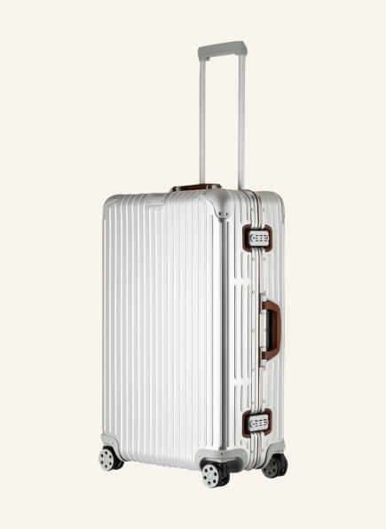 RIMOWA ORIGINAL CHECK-IN L Multiwheel® Trolley, Farbe: SILBER (Bild 1)