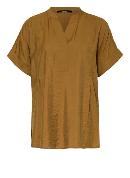 someday Blusenshirt ZANARA, Farbe: HELLBRAUN (Bild 1)