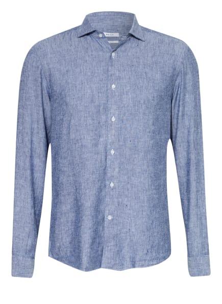 REISS Leinenhemd RUBAN Regular Fit, Farbe: BLAU/ HELLBLAU (Bild 1)