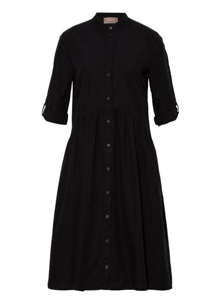 CARTOON Kleid mit 3/4-Arm, Farbe: SCHWARZ (Bild 1)