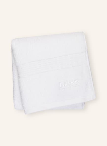 BOSS Handtuch , Farbe: WEISS (Bild 1)
