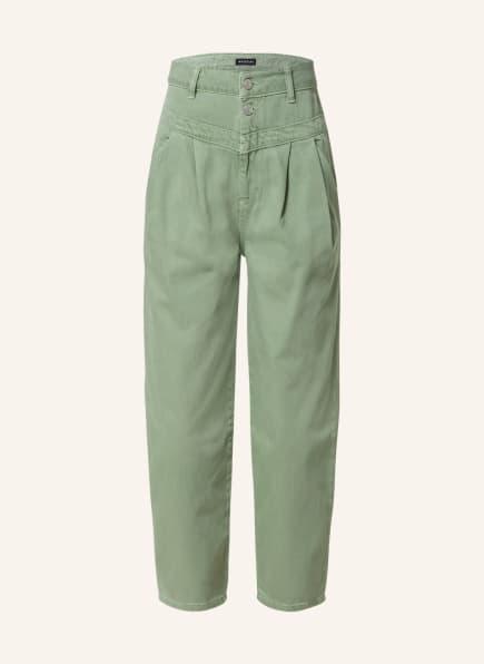 WHISTLES Jeans-Culotte JEAN, Farbe: 26 Pale Green (Bild 1)