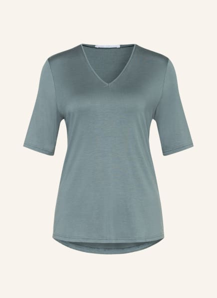 mey Lounge-Shirt Serie ALENA, Farbe: GRÜN (Bild 1)