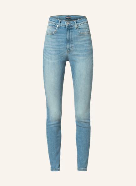 WHISTLES Skinny Jeans, Farbe: 107 Light Wash (Bild 1)