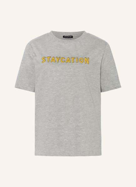 WHISTLES T-Shirt, Farbe: GRAU (Bild 1)